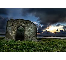 Instow Lookout Tower Photographic Print