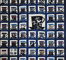 Japanese Quilt # 24 by Leone