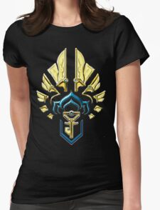 Ingress - Resistance Gold Coast Womens Fitted T-Shirt