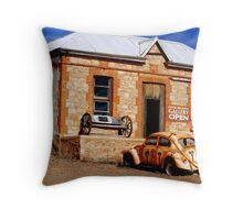 Silverton, NSW Throw Pillow