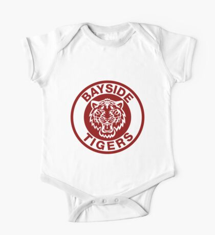Bayside Tigers One Piece - Short Sleeve