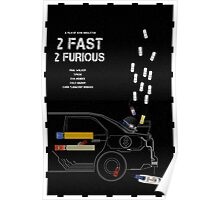 2 Fast 2 Furious (2003) Poster