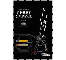 2 Fast 2 Furious (2003) Photographic Print