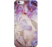 Purple Haze - Botanical iPhone Case/Skin