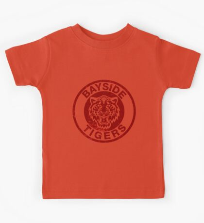 Bayside Tigers Kids Tee
