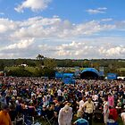 A Day On The Green - Sirromet Winery - Queensland 2009 by Paul Gilbert