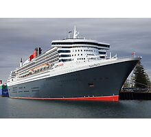 Queen Mary II Photographic Print