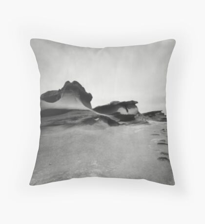 In the land of the giants, the one-eyed man is king Throw Pillow