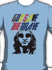 God Save The Brave T-Shirt