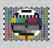 No signal TV Screen by baygonwarrior