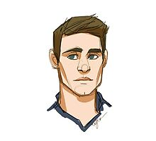 Jackson Whittemore by emmafoot69