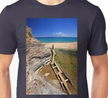 There, at last! - Potami beach, Evia island Unisex T-Shirt
