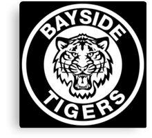 Bayside Tigers Canvas Print