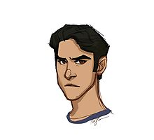 Scott Mccall by emmafoot69