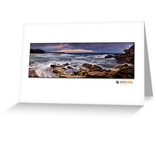 NSW Coast Greeting Card