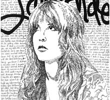 Stevie Nicks Landslide Lyrics by xRockbirdx