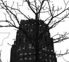 treebuilding Sticker