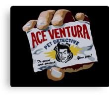 Ace Ventura Pet Detective Canvas Print