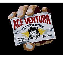 Ace Ventura Pet Detective Photographic Print