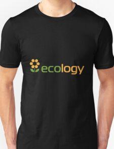 Ecology inscription Unisex T-Shirt