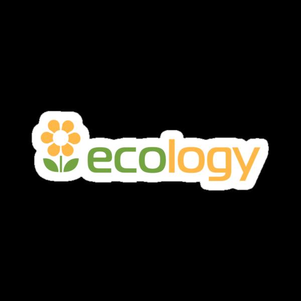 Ecology inscription by Dmitry Rostovtsev