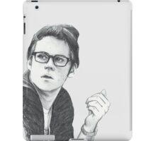 Dylan O'brien iPad Case/Skin