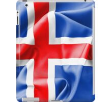 Iceland Flag iPad Case/Skin