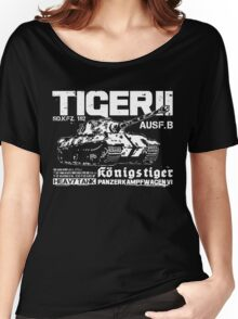 Tiger II Women's Relaxed Fit T-Shirt