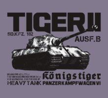 Tiger II Kids Tee