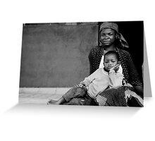 Mama Musa (Malawi) Greeting Card
