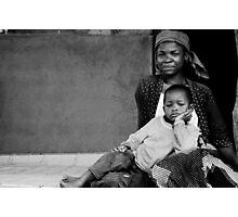 Mama Musa (Malawi) Photographic Print