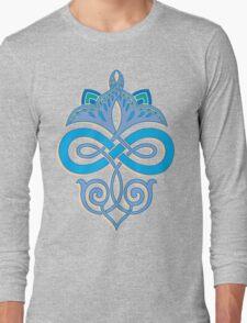 Ornamental design Long Sleeve T-Shirt
