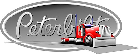Peterbilt by Blairh