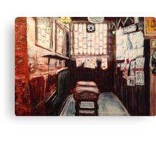 Dockers Pub Dublin Canvas Print