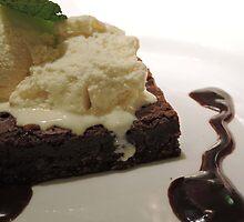 Chocolate Squiggle  by CreativeEm
