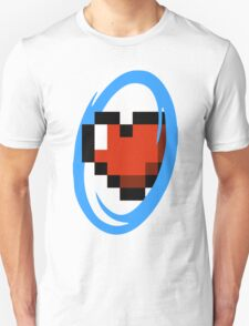 Portal Lover ! Blue T-Shirt