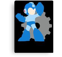 Super Smash Bros Mega Man  Canvas Print