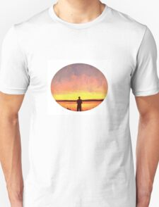 The perfect sunset  Unisex T-Shirt