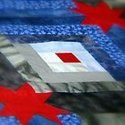 The Blue And The Grey An American Quilt by Diane Schuster
