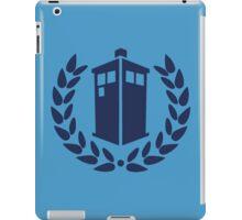 Tardis Roman Crown iPad Case/Skin