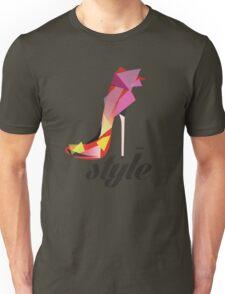 Style high heels Unisex T-Shirt