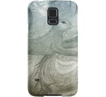 Hare Illustration Samsung Galaxy Case/Skin