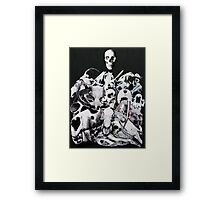 THE CROWN OF CREATION (for the coming extinctions) Framed Print