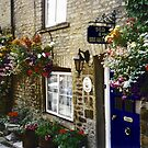 The Hanging Baskets of Tenterden, Kent by Pat Yager