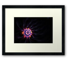 Deep Sea Wildlife Framed Print