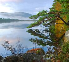 Tranquility of the Scottish Highlands by bakuma