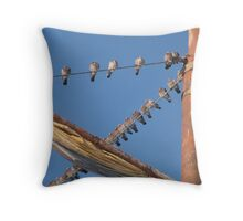 Mast Appeal Throw Pillow