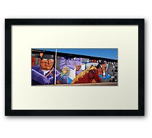 indian chichester Framed Print
