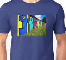 painted faces Unisex T-Shirt
