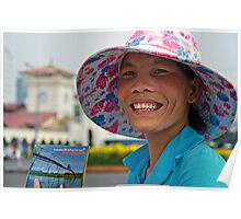 Vietnam: The Smile Poster